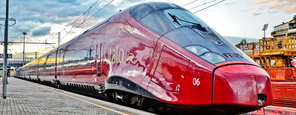 Classic Italy Tour By Train