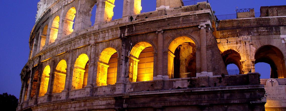 Rome, Naples and Pompeii Tour