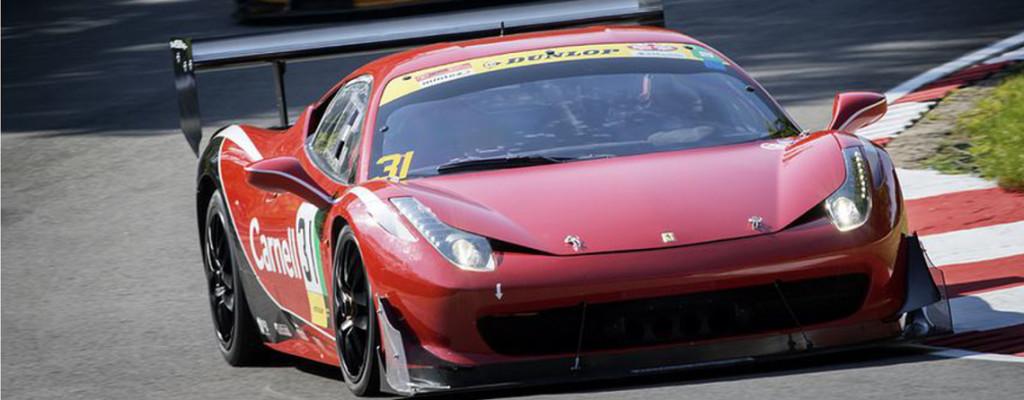 Ferrari Factory Visit Italy