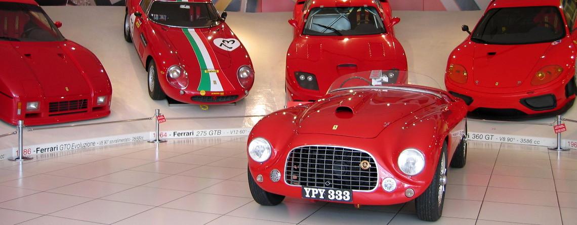 Pagani Lamborghini Amp Ferrari Museum Amp Factory Day Trip