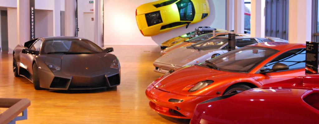 Lamborghini Museum Visit