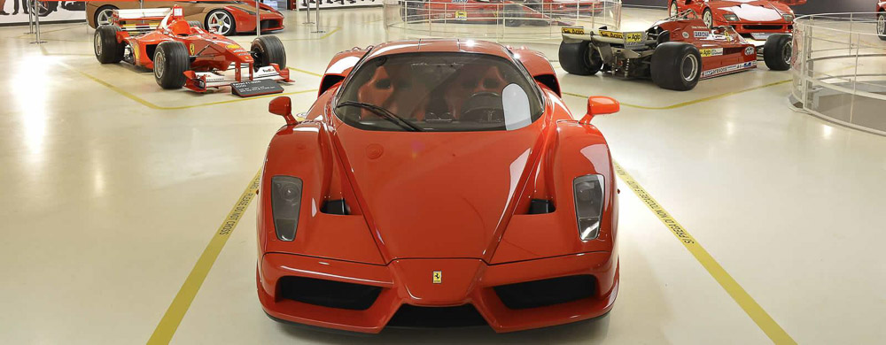 Ferrari Museum Visit